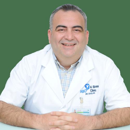 Dr. M.Y Raslan MD, DC   Best Chiropractor in Dubai